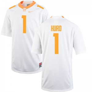 Limited Vols Jalen Hurd Youth(Kids) White Jersey Youth Small