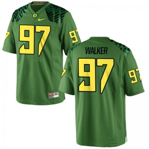 Jalonte Walker For Men Jersey S-3XL Oregon Limited Apple Green