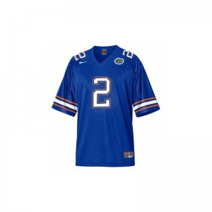 Florida Gators Jeff Demps Jerseys Youth XL Kids Limited - Blue