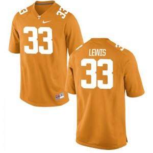 UT Jeremy Lewis Limited Mens Jersey 2XL - Orange