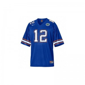 Blue John Brantley Jerseys 2XL Florida Gators Men Limited