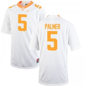 Josh Palmer Tennessee Volunteers Jersey Large Limited Mens White