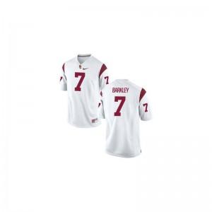 Trojans Matt Barkley Limited Youth(Kids) Jersey X Large - White