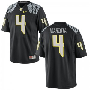 Ducks Jersey Mens XXL Matt Mariota Limited For Men - Black