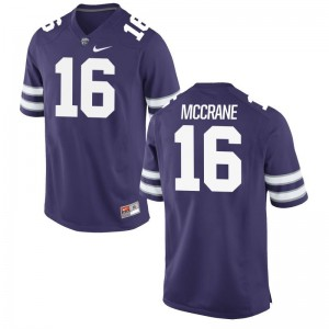 Matthew McCrane Jersey K-State Mens Limited - Purple