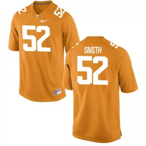 Tennessee Maurese Smith Jerseys Men Limited Orange Jerseys