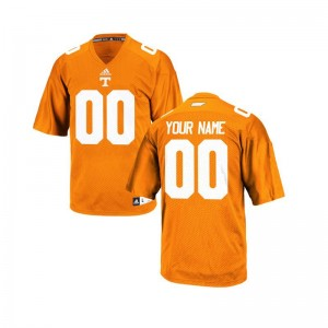 Tennessee Volunteers Mens Limited Orange Official Customized Jersey
