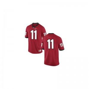 Greyson Lambert Jersey Men XL Men UGA Limited - #11 Red