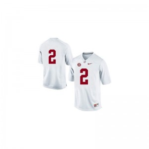 Mens Derrick Henry Jerseys High School #2 White Limited Alabama Crimson Tide Jerseys