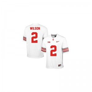 Dontre Wilson OSU Buckeyes Jerseys Mens XL For Men Limited Jerseys Mens XL - #2 White Diamond Quest Patch