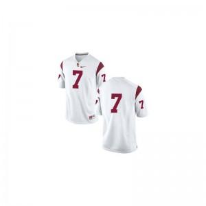 USC Trojans Limited Matt Barkley Men Jerseys Mens XXL - #7 White