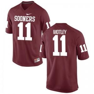 OU Sooners Parnell Motley Limited Mens Jerseys XXX Large - Crimson