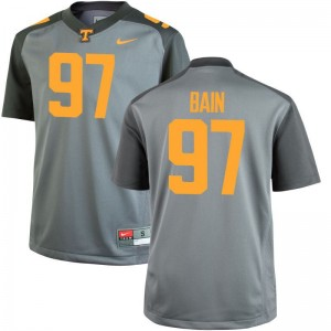 Tennessee Gray Limited For Men Paul Bain Jersey