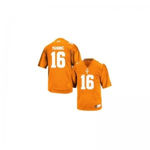 Peyton Manning UT Jerseys XXX Large Mens Limited Jerseys XXX Large - Orange