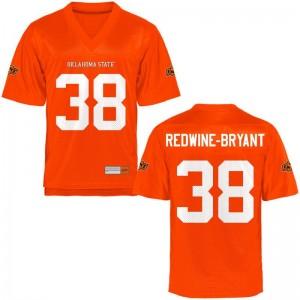 Philip Redwine-Bryant Men Jersey Men XL OSU Cowboys Limited - Orange