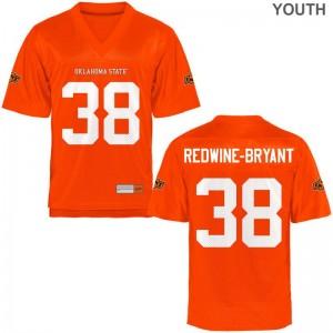 OSU Philip Redwine-Bryant Jerseys Youth Medium Youth Orange Limited