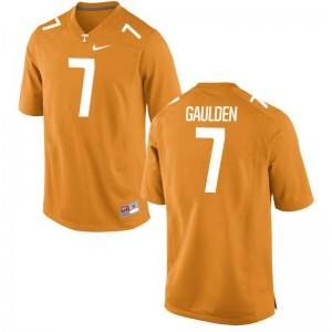 Rashaan Gaulden Tennessee Vols Jersey Mens XXXL Limited For Men - Orange