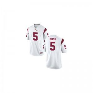 Reggie Bush Trojans Jersey Limited For Men Jersey - White