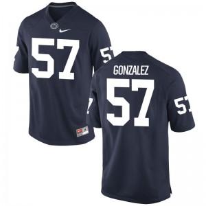Penn State Limited Youth Navy Steven Gonzalez Jersey Large