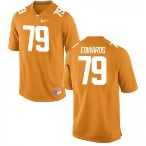 Youth Limited Vols Jersey Youth X Large Thomas Edwards - Orange