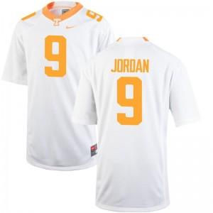 Vols Tim Jordan Jerseys For Men Limited White Jerseys