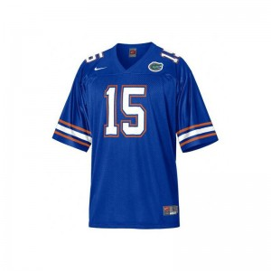 Tim Tebow Florida Jersey X Large Limited Blue Youth