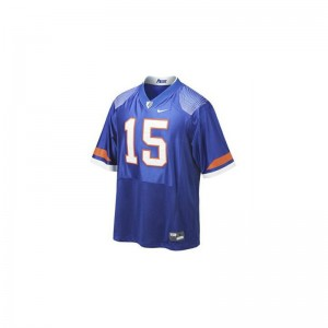 Medium UF Tim Tebow Jersey Kids Limited Blue Pro Combat Jersey