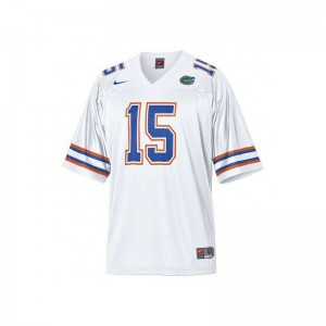 UF Limited White Youth(Kids) Tim Tebow Jersey S-XL