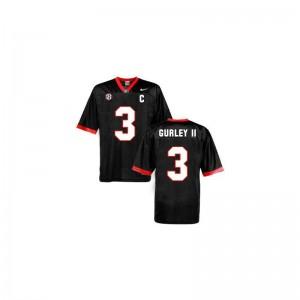 Todd Gurley Georgia Jersey 2XL Limited Men - Black