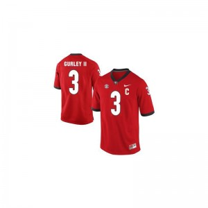 Red Limited Todd Gurley Jersey Youth XL For Kids UGA Bulldogs