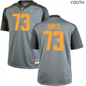 Gray Trey Smith Jersey Youth XL Tennessee Vols Youth Limited