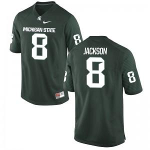 Trishton Jackson Kids Jersey S-XL Green Limited MSU