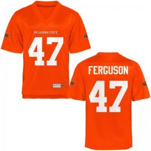 Men Tyler Ferguson Jersey Men Small OK State Limited - Orange
