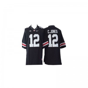 Cardale Jones Youth(Kids) Jersey S-XL Ohio State #12 Black Limited