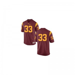 Trojans Marcus Allen Youth(Kids) Limited Jersey #33 Cardinal