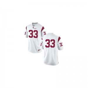 USC Trojans Marcus Allen Limited Jersey #33 White Youth