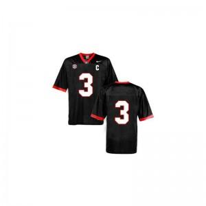 Todd Gurley UGA Jerseys Small Limited Youth(Kids) Jerseys Small - #3 Black