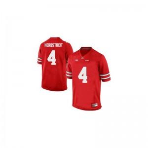 Ohio State Jersey Medium Kirk Herbstreit Kids Limited - #4 Red