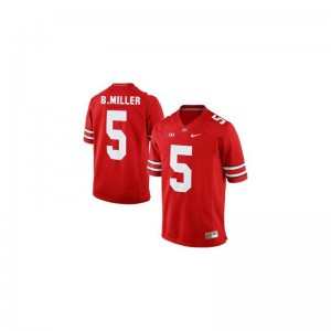 Ohio State Braxton Miller Jersey Youth X Large Limited For Kids - #5 Red