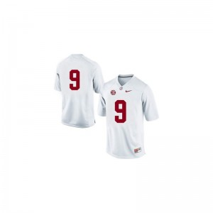 Amari Cooper Alabama Crimson Tide Kids Jerseys #9 White Limited Jerseys
