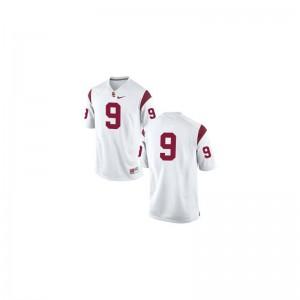 USC #9 White Limited Youth(Kids) JuJu Smith-Schuster Jerseys Youth X Large