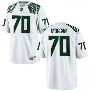 Zac Morgan UO Jersey S-XL Limited White Youth